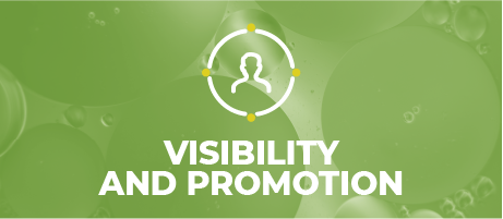 Visbility and Promotion